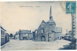 MOISDON LA RIVIERE - L'Eglise - Moisdon La Riviere