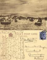 Singapore, Tanjong Paggar (1922) Raphael Tuck Postcard - Singapour
