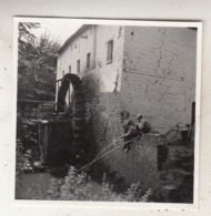 Grimbergen - Tommemolen - Kinderen - Foto 6 X 6 Cm - Fotos
