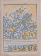 """L St M/ Protège-cahiers Illustrés > Lessive """"Saint Marc""""   (N= 1) - Book Covers"""