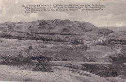 Le Fort De La Pompelle Pilonné Par Les Obus Vue Prise De La Ferme D'Alger - France