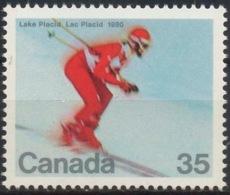 --- 1980 Canada Y. 727** M. 759** - 1952-.... Reign Of Elizabeth II