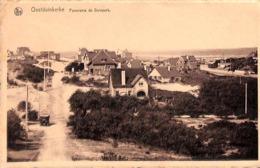 Oostduinkerke Bains Bad - Panorama De Duinpark  (Edit. A La Providence Des Dunes 1951) - Oostduinkerke