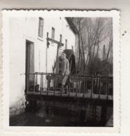 Grimbergen - Watermolen - Ingang Woning - Foto 6 X 6 Cm - Photos