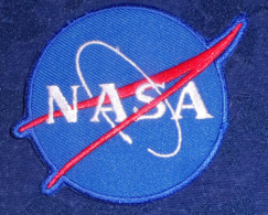 ECUSSON Tissu NASA - - Ecussons Tissu