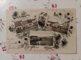 Souvenir De Chargey Les Port Haute Saône Franche Comté - Altri Comuni