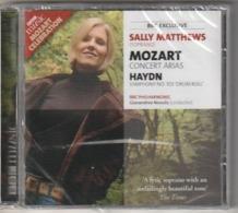 Sally Matthews  Soprano   MOZART  HAYDN  Etat: TTB Port 110 GR - Classical