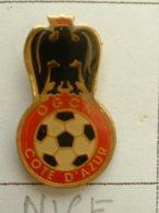 Pin's FOOTBALL - O.G.C NICE - Voetbal