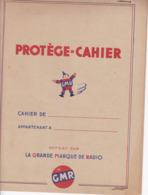 "G M R Protège-cahiers Illustrés >   ""Grande Marque De Radio""   (N= 1) - Book Covers"