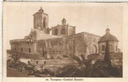 TARRAGONA CATEDRAL ESCRITA - Tarragona