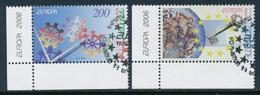 "ARMENIEN Mi.Nr. 550-551 EUROPA CEPT ""Integration"" 2006 - Used - Europa-CEPT"