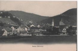 SWITZERLAND-BADEN - Suisse