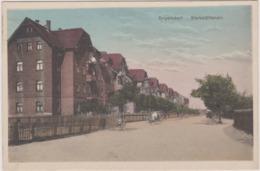 CP AK LEIPZIG ENGELSDORF  WERKSTATTENSTRASSE - Leipzig
