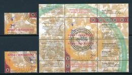 """BOSNIEN - HERZEGOWINA Mi.Nr. 437-438, Block 30  EUROPA CEPT """"Integration"""" 2006 - Used - Europa-CEPT"""