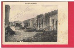 CPA-88-DOMPTAIL-GUERRE DE 1914-1915-LES RUINES DU VILLAGE- - Otros Municipios