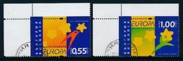 "BULGARIEN Mi.Nr. 4747-4748 A, C,   EUROPA CEPT ""Integration"" 2006 - Used - Europa-CEPT"