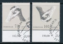 """FÄRÖER Mi.Nr. 574-575 EUROPA CEPT  """"Integration """" 2006 - Used - 2006"""