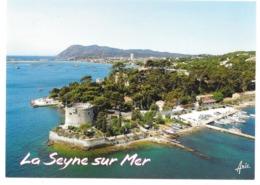 83 - LA SEYNE SUR MER - Le Fort Balaguier - éd. Aris N° 4 545 - La Seyne-sur-Mer