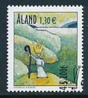 """FINNLAND - ALANDINSELN Mi.Nr. 265   EUROPA CEPT """"Integration"""" 2006 - Used - 2006"""