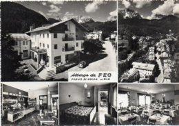 Albergo De FEO - FORNO DI ZOLDO M. 848 - Vedute - Italia