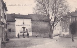 N°4 BACCARAT  PLACE DE LA GENDARMERIE  D54 - Baccarat