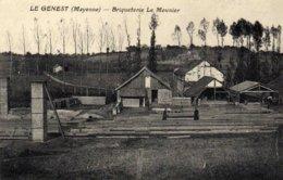 LE GENEST  - Briqueterie  Le MEUNIER - Le Genest Saint Isle