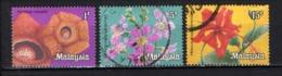 MALESIA - 1979 -  FIORI - FLOWERS - USATI - Malesia (1964-...)