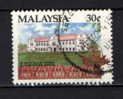 MALESIA - 1991 - CENTENARIO DEL MUSEO DI SARAWAK - USATO - Malaysia (1964-...)