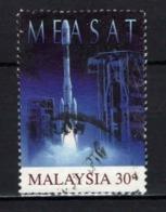 MALESIA - 1996 - Malaysia East Asia Satellite - USATO - Malaysia (1964-...)