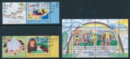 """JUGOSLAWIEN Mi.Nr. 3329-3330, Block 65  EUROPA CEPT  """"Integration """" 2006 - Used - Europa-CEPT"""
