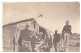 SOLDATS  INFIRMERIE   CROIX ROUGE  1914.18 - Guerre, Militaire