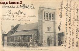 SAINT-MARTIN-LA-MEANNE EGLISE 19 - France