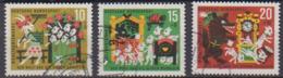 BRD 1963 MiNr.408,409,410  Wohlfahrt: Der Wolf Und Die Sieben Geislein ( A699 ) Günstige Versandkosten - BRD