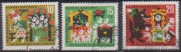 BRD 1963 MiNr.408,409,410  Wohlfahrt: Der Wolf Und Die Sieben Geislein ( A700 ) Günstige Versandkosten - BRD