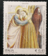 2003 Nr 2676  Cappella Degli Scrovegni, Padova  - Giotto - 0,41 € -- Vedi Foto - 6. 1946-.. Republik