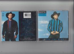 Garth Brooks - Ropin' The Wind - Original CD - Country & Folk