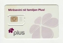 ALBANIA Plus GSM SIM MINT - Albanië