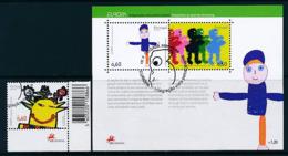 PORTUGAL - AZOREN Mi.Nr. 516 A, Block 30  EUROPA CEPT Integration - 2006 - Used - 2006