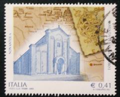 2003 Nr 2701 Abbazia Di Nonantola  0,41 € - Vedi Foto - 6. 1946-.. Republik