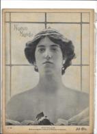 """Nuevo Mundo N°781 -24/12/1908 """"ANITA DELGADO """" - [1] Hasta 1980"""