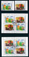 """RUMÄNIEN  Mi.Nr. 6065-6066, Block 374 I, Block 374 II  EUROPA CEPT """"Integration"""" 2006 - Used - Europa-CEPT"""
