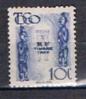 Taxe N°38 - Togo (1960-...)