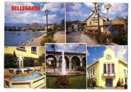 01  BELLEGARDE    CPM MULTI VUES 1970 / 80 - Bellegarde-sur-Valserine