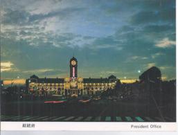 AK-71917   Taiwan - President Office - Abendansicht - Taiwan