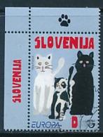 """SLOWENIEN  Mi.Nr. 587  EUROPA CEPT """"Integration"""" 2006 - Used - 2006"""