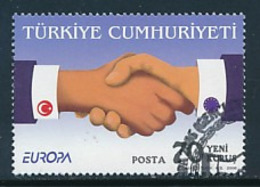 "TÜRKEI  Mi.Nr. 3519  EUROPA CEPT ""Integration"" 2006 - Used - Europa-CEPT"
