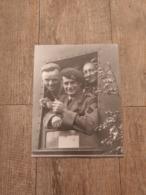 Photo Original Marechal Pétain Chef De L'état / Chantiers De Jeunesse / STO  / Vichy / Ww2 / 39/45 - Guerre, Militaire