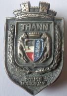 INSIGNE POLICE MUNICIPALE DE THANN - Polizia