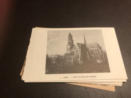 Lier -  Lierre -  Sint Gummaruskerk  - Foto A. Bequet - Lier