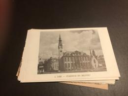 Lier -  Lierre -  Stadhuis En Belfort   - Foto A. Bequet - Lier